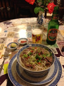 Vietnames main course