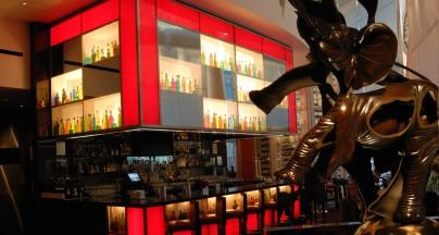 The bar at Le Cirque - photo from Le Cirque Website