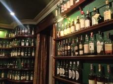 Bar in Craigallechie Hotel