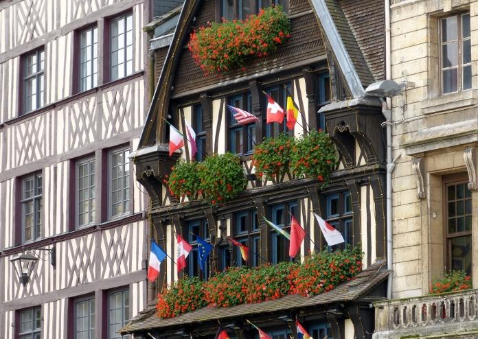 France 2013 - La Couronne - Rouen