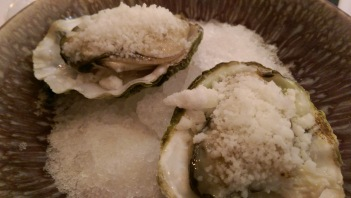 Kitchen Table - Oysters