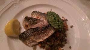 La Buvette mackerel