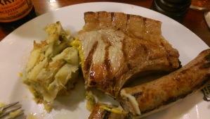 Edwardian Pork Chop