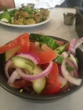 Dishoom salad